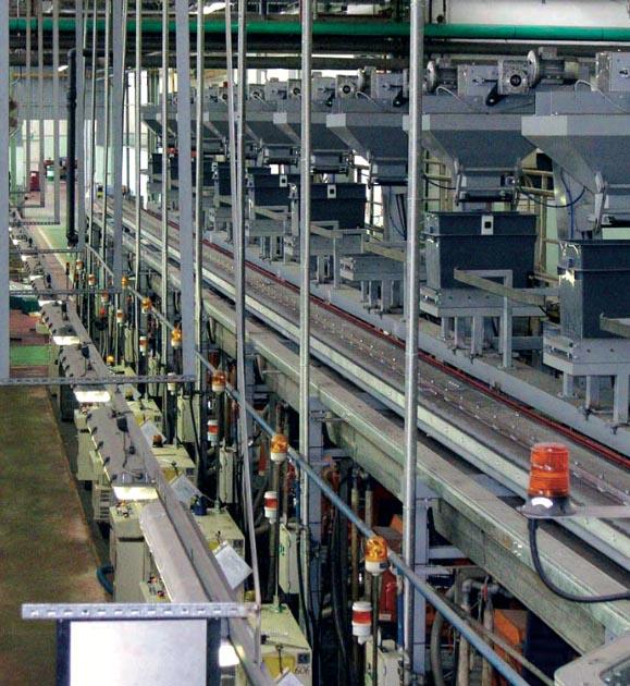 Logistica Industriale | Intralogistica | Sistemi di movimentazione