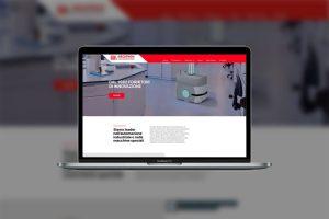 Restyling Sito Web | Mecatron automazione