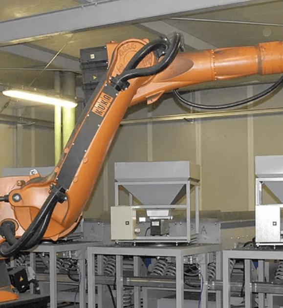 Soluzioni per l'automazione industriale | Automazione processi produttivi